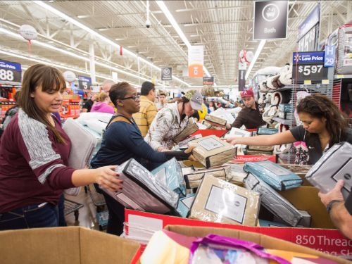Black Friday sales are starting soon - here's when stores will open
