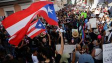 U.S. Lawmakers Join Demand For Puerto Rico Governor's Resignation