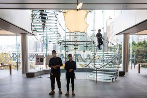 Tech giants are aligned against Hong Kong's security law. Apple is a holdout