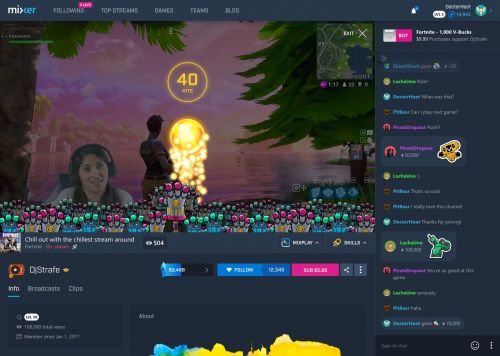 Microsoft's answer to Twitch is giving streamers a clear path to earning money with their channel