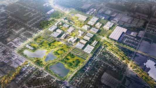 Walmart is breaking ground on a new 300-acre campus inspired by McDonald's, Apple, and Stanford amid a cutthroat war for talent - here's what it will look like