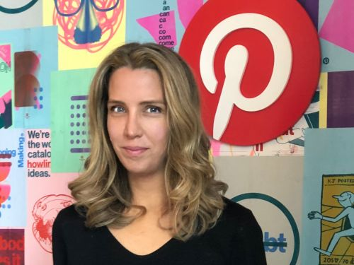 Pinterest just hired Athleta's top marketing exec as its first CMO, as it tries to bulk up ad revenue ahead of a potential IPO