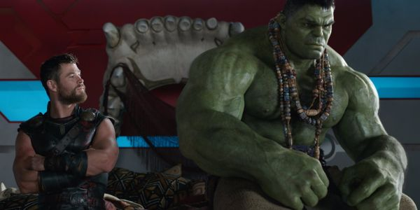 'Thor: Ragnarok' rules the weekend box office with a huge $121 million opening