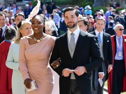 Reddit's Alexis Ohanian was the one big tech mogul spotted at the royal wedding, and he documented the whole thing on Twitter