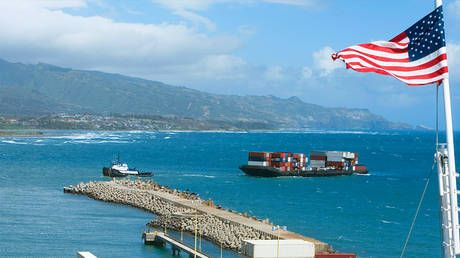 Trump's trade wars will not reduce the US trade deficit - IMF
