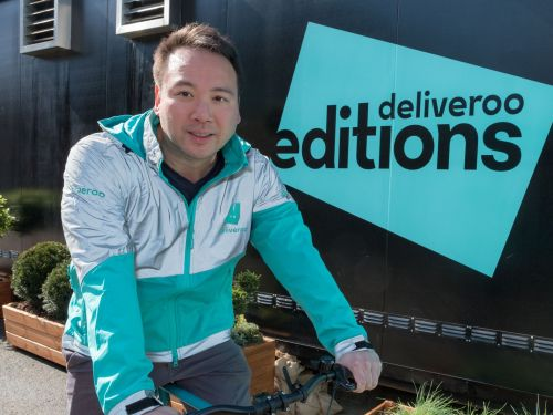 The CEO of $2 billion startup Deliveroo says it isn't for sale