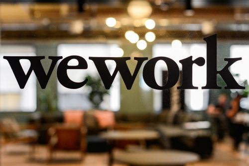 WeWork just announced a new COO in its first major hire under new CEO