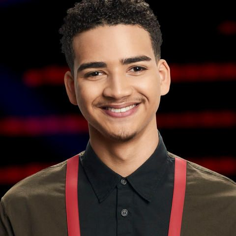 Anthony Alexander Performs Rendition Of Ed Sheeran's 'Perfect' On The Voice Playoffs
