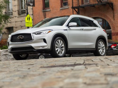 We drove a $50,000 Infiniti QX50 luxury SUV to see if it's ready to rival Audi, Acura, and BMW. Here's the verdict