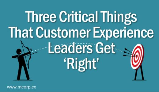 Successful Customer Experience: 3 Critical Things CX Leaders Get Right