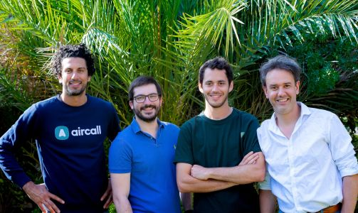 This French startup just raised $65 million in the middle of the coronavirus crisis for its cloud-based phone system. Here's the pitch deck it used