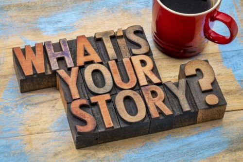 STORIES - The Key to High Impact Presenting