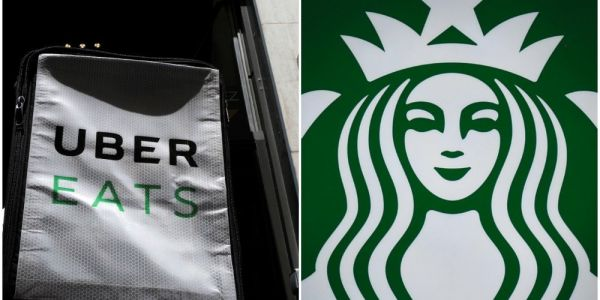 Starbucks is teaming up with Uber to start delivering coffee in 6 of the biggest US cities