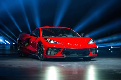The Great Unveiling: 2020 Chevrolet Corvette