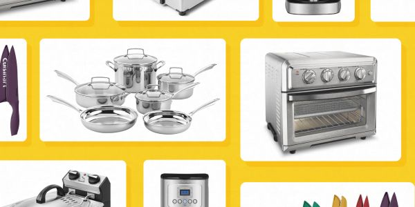 Some of our favorite Cuisinart products are on sale for Amazon Prime Day 2021, including ice cream makers and smokers