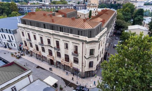 Radisson RED Old Town Tbilisi Hotel to Open Q4 2020 in Georgia