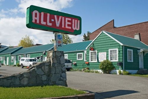 Crystal Investment Property Brokers the Sale of All View Motel - Port Angeles, WA