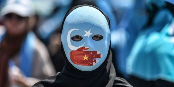 China is locking up its Muslim minorities, and pushing Islamophobia to get Europe to do it too