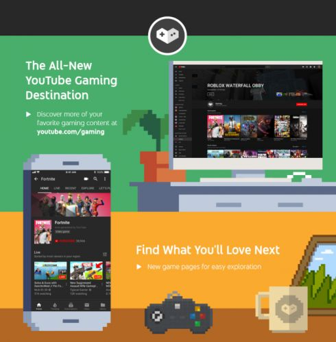 YouTube to shut down standalone Gaming app, as gaming gets a new home on YouTube