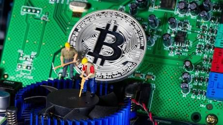 China wants to eliminate bitcoin mining for wasting energy & polluting environment