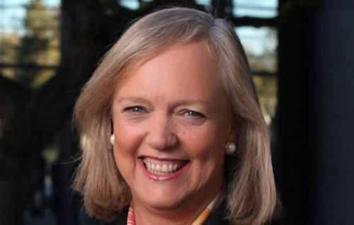 Meg Whitman stepping down as HP Enterprise CEO