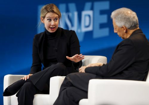 A former Apple employee inspired Theranos CEO Elizabeth Holmes' change from 'frumpy accountant' to her signature Steve Jobs-style black turtleneck
