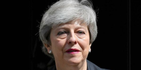 Theresa May announces her resignation as prime minister and Conservative leader