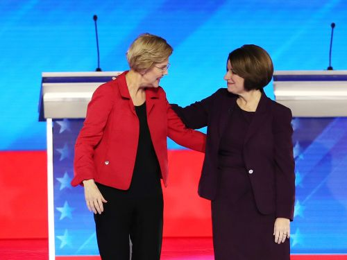 Elizabeth Warren and Amy Klobuchar both want universal child care. Here's how it works in countries like Sweden