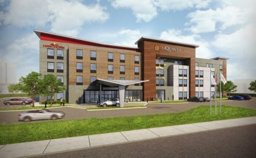 Wyndham Hotels & Resorts Celebrates First Groundbreaking of Its New La Quinta and Hawthorn Suites Dual-Brand Hotel Concept