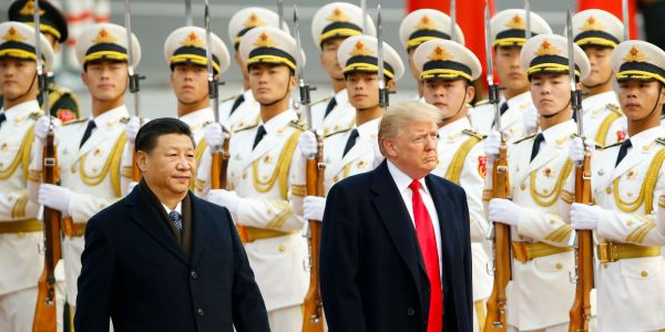 It's D-Day: Thursday marks probably the most important moment yet in Trump's trade war with China