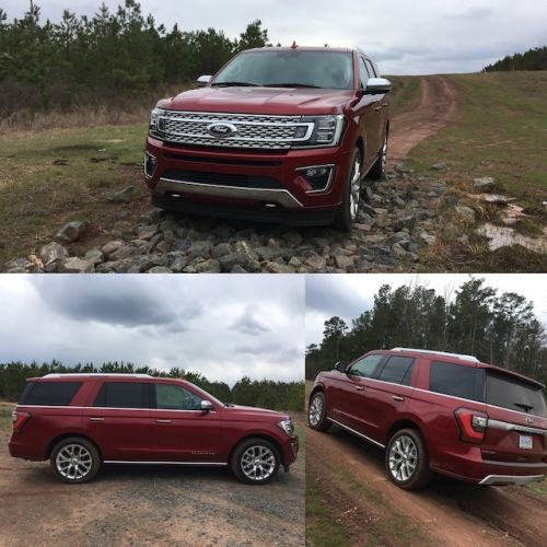 The All-New Fourth-Generation Ford Expedition