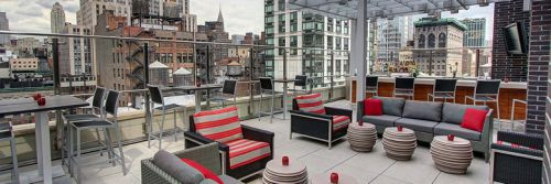Chesapeake Lodging Trust Completes Sale of Two New York Hotels for $138.0 Million