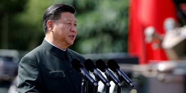 Xi Jinping says China is embarking on a 'new Long March' as he signals that the US trade war is far from over