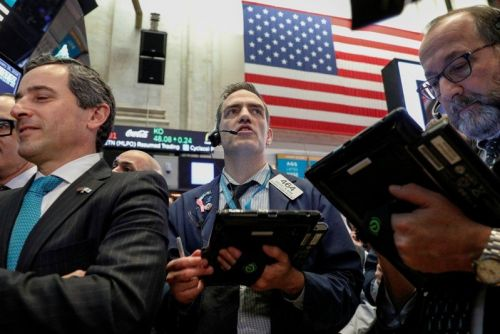 Stocks slip as Wall Street remains on edge
