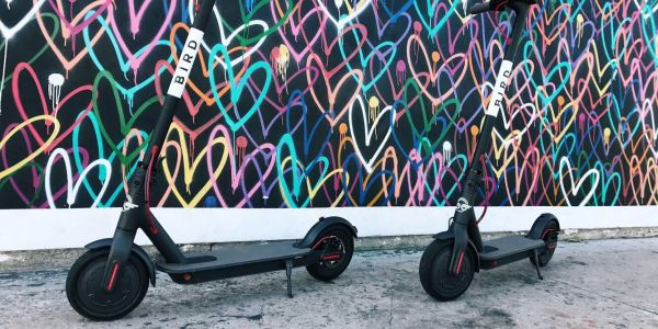 An ex-Uber VP got $15 million for his new electric scooter startup - and it's already causing chaos