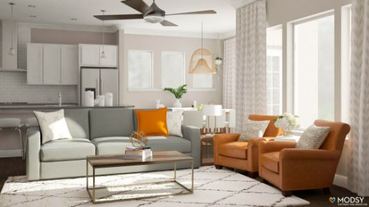 Modsy raises $37 million for shoppable 3D room remodeling