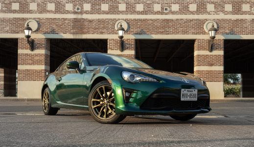 Review: The $30,000 Toyota 86 Hakone's elegant green and gold makeover proves modern cars can age gracefully