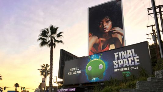 On LA's Sunset Strip, A New Golden Age Of Billboards