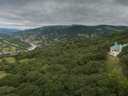 Dean Witter's 26,600-acre ranch in Northern California, about the size of San Francisco, is listed for sale at a whopping $31 million