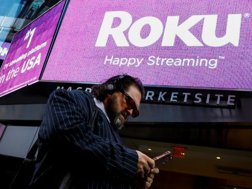 Roku is up more than 45% the day after its bombshell first-ever earnings report as a public company