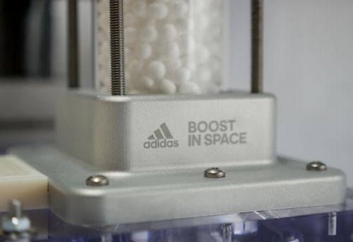 An Adidas experiment and whole new exterior facility head to ISS next month