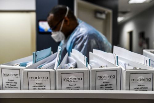 Moderna surges 9% after California authorizes vaccine batch following allergy scare