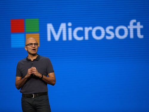 Microsoft CEO Satya Nadella just laid out the company's vision for its 'Netflix for games'