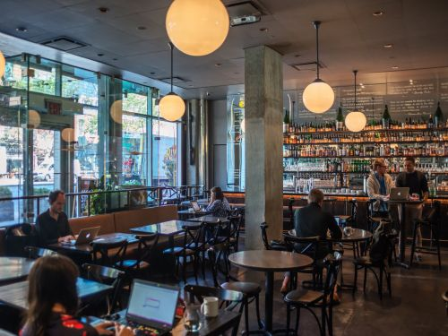 WeWork shutters its restaurant-based coworking subsidiary Spacious and lays off entire staff of approximately 50 employees