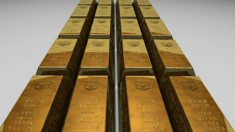 Down the yellow brick road: China buying gold & dumping dollar assets as trade war with US escalates