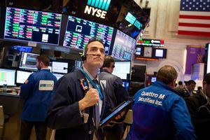 Wall Street falls at the open, Dow off 120 points