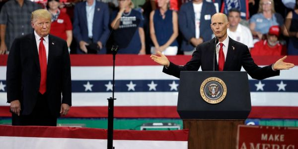 Chaotic recounts are underway in Florida, as Georgia and Arizona scramble to finalize results in key races