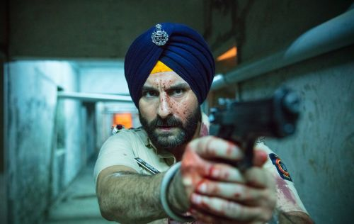 'Sacred Games,' Netflix's first original TV series from India, faces legal heat for unflattering reference to assassinated Prime Minister