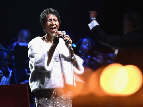 Celebrities express their grief and gratitude for music legend Aretha Franklin