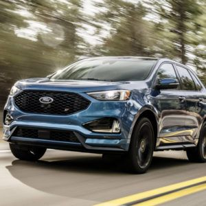 Quick Take - 2019 Ford Edge ST